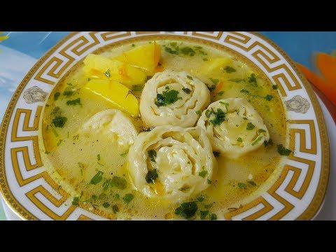 Сырные галушки, цыганка готовит. Сырный суп, мой любимый рецепт. Gipsy Cuisine.