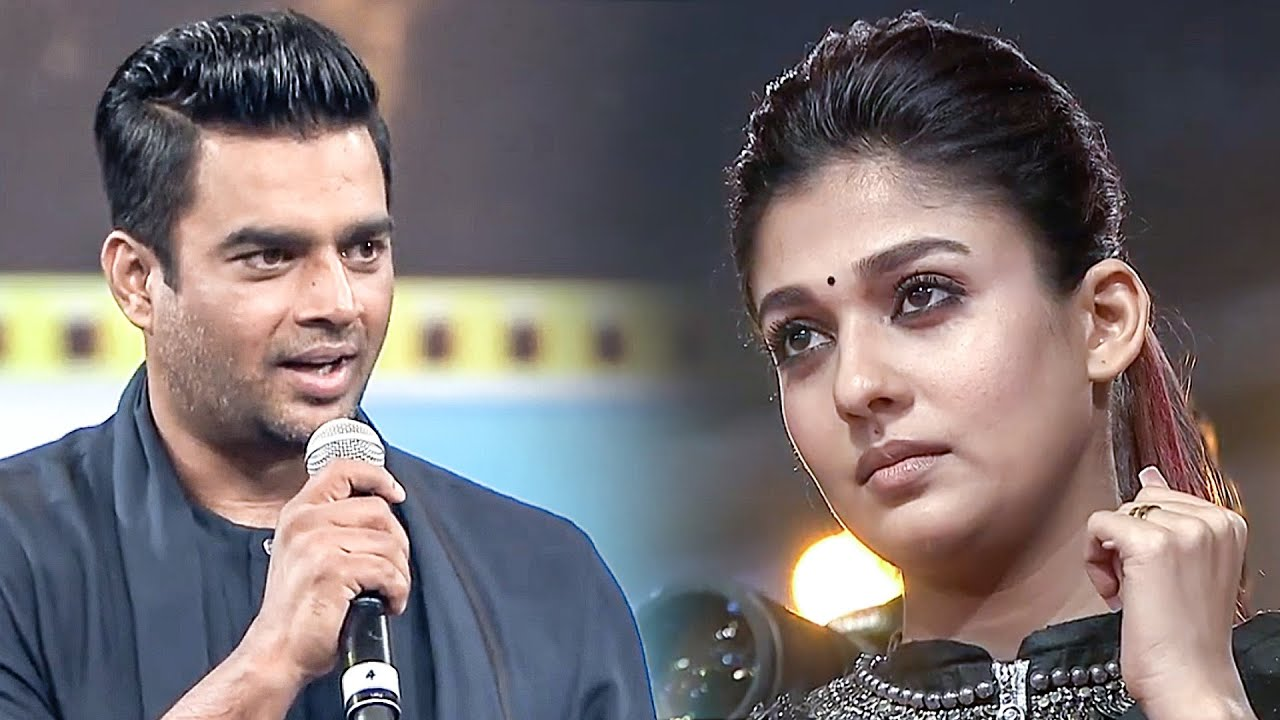 Download Nayanthara Adoring Madhavan's Heartfelt Speech At SIIMA