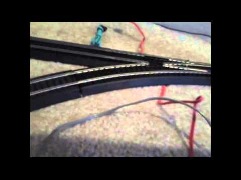 How To Install A Bachmann Switch Youtube