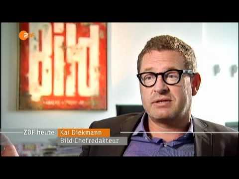 Kai Diekmann - Wer an die Grenzen geht holt sich auch mal Schrammen