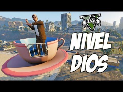GTA 5: PARKOUR NIVEL DIOS!! (Casi imposible)