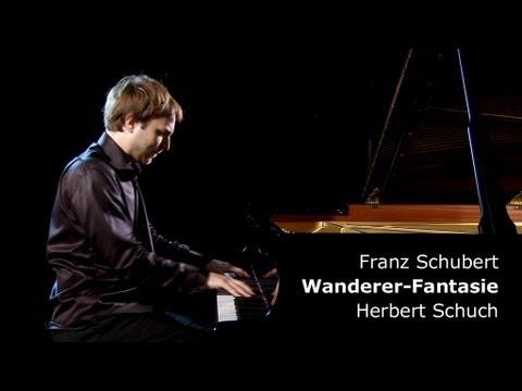 Herbert Schuch plays Schubert Wanderer-Fantasie