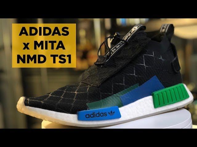 adidas x Mita NMD TS1 Review