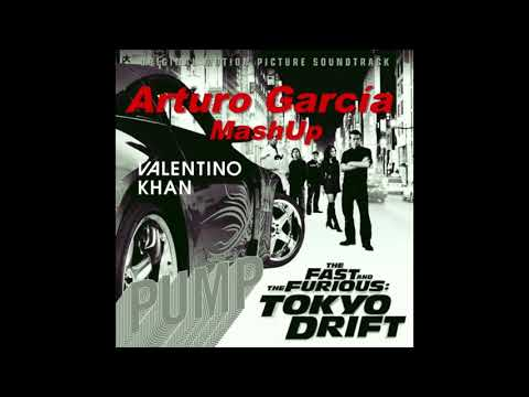 Teriyaki Boyz vs Valentino Khan - Tokyo Drift vs Pump (Arturo García Mashup)