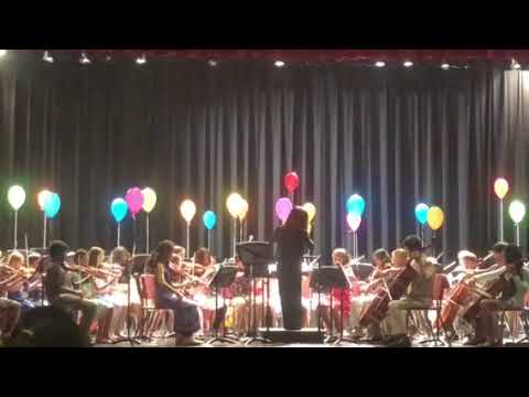 Sinfonia- Dunloggin Middle School 6th Grade Strings