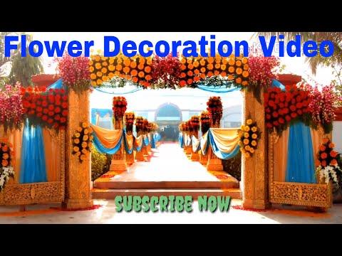 best flower decorator in delhi || by paradise mission adnan