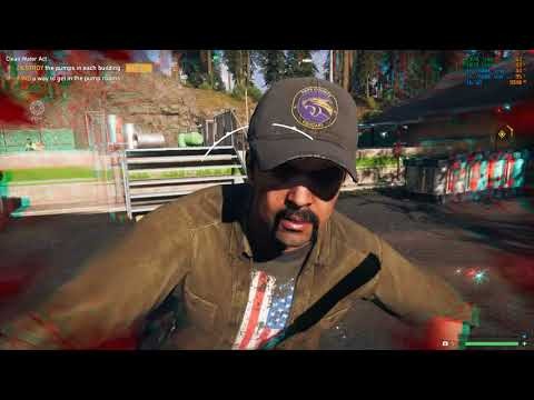 Far Cry 5  - Clean Water Act Mission