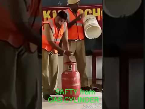 SAFTY from GAS Cylinder