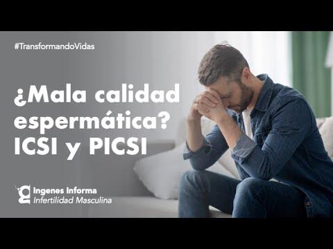 ICSI y PICSI: