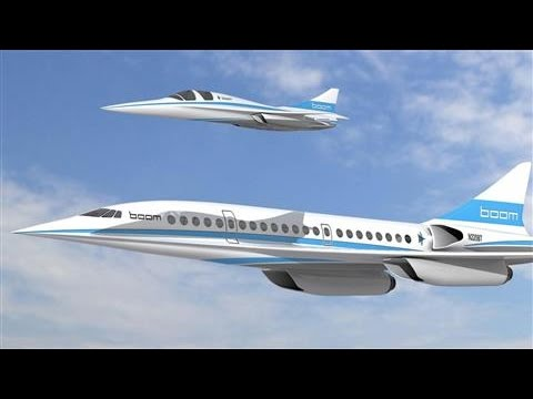 Proposed Passenger Jet Could Reach Supersonic Speeds