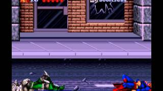 The Death and Return of Superman - Death and Return of Superman, The (SNES) -Superman Vs Doomsday- Vizzed.com - User video