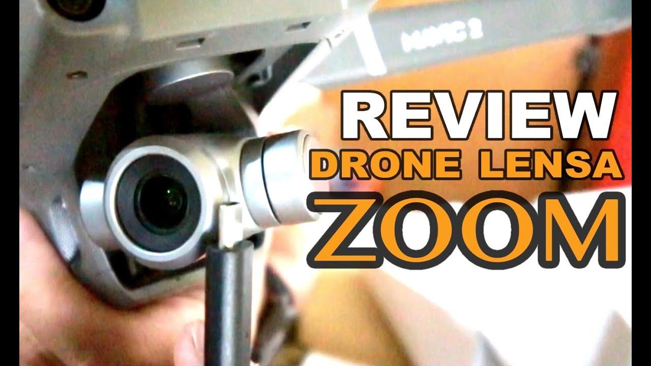 MAVIC 2 ZOOM REVIEW - Drone Dajiang (DJI) Indonesia. - YouTube