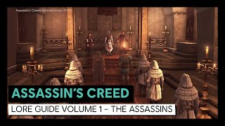 Assassin's Creed Lore Guide Volume 1 – The Assassins