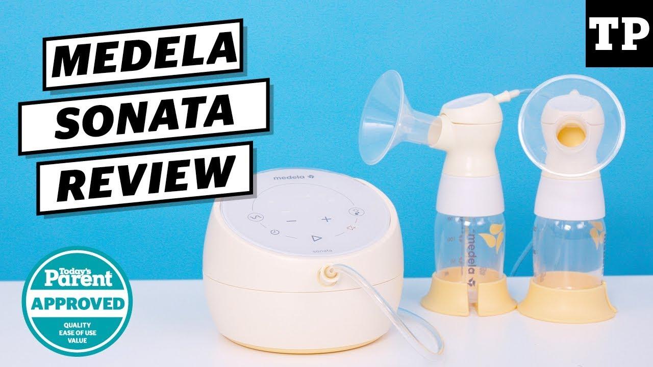 Medela Sonata Breast Pump The Quietest Pump On The Market Today S