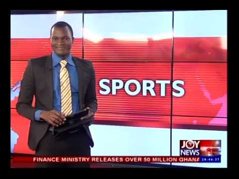 Ghana Sports on Joy News (12-3-14)