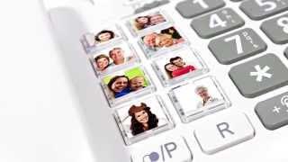 Produktvideo zu Schwerhörigen-Telefon Humantechnik Scalla 2