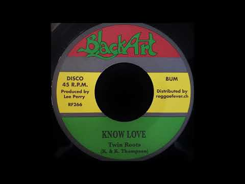 THE TWIN ROOTS - Know Love [1977]