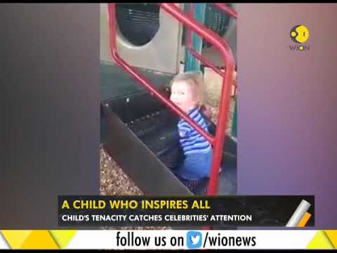 Gravitas: Video of differently-abled kid enjoying a slide inspires the world