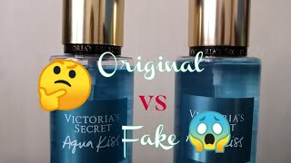 victoria's Secret Fragrance Mist - Original vs Fake  Leelee Vee