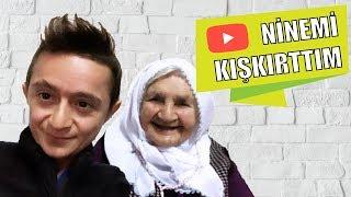 NİNEME PSİKOLOJİK KIŞKIRTMA!! (DAYAK YEDİM)