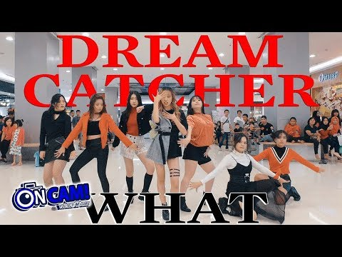 [KPOP DANCE IN PUBLIC CHALLENGE] Dreamcatcher(드림캐쳐) 'What' by FEMELLE COUTURE