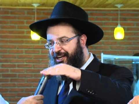 LE HAIM Farbrenguen do Rabino David Azulay 2ª part...
