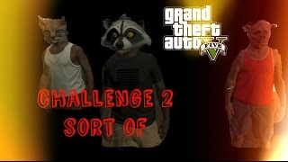 GTA Challenge 2 - Animal Revenge Plan, Jerky Store Clerk, Piggy got Game