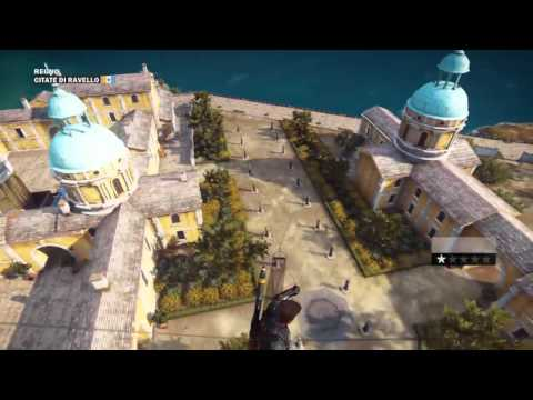 Di Ravello's Palace in Just Cause 3