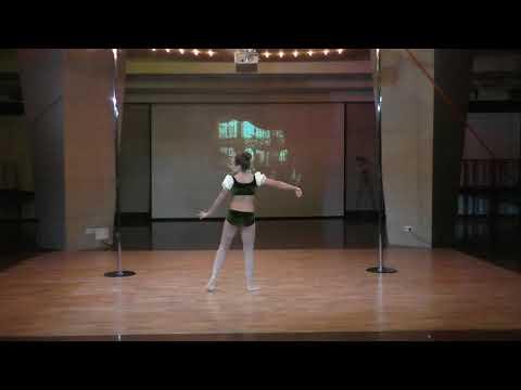 Наталия Ватолина - Catwalk Dance Fest IX[pole Dance, Aerial]  12.05.18.