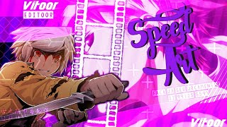 [·Speed Art·] [Banner Anime De Graça] [Pedido On Durante 1 Dia]