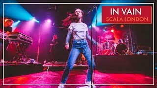 Sigrid - In Vain (Ao vivo no Scala) Video