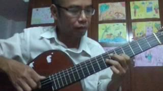 Dấu tình sầu  (Ngô Thuỵ Miên ) cover guitar Bao Hoang
