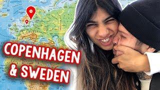 Vlog #3 - SCANDINAVIAN ADVENTURE!