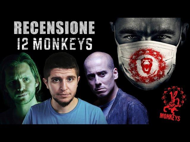 Consiglio serie tv: recensione 12 Monkeys (no spoiler)