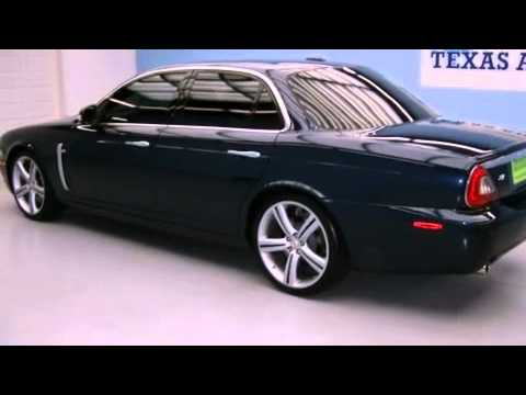 2008 Jaguar XJR Supercharged Houston TX - YouTube