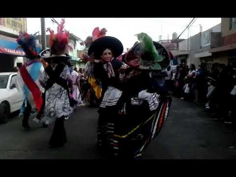 Carnaval La Loma Cuadrilla Cristo Rey 2019(10)
