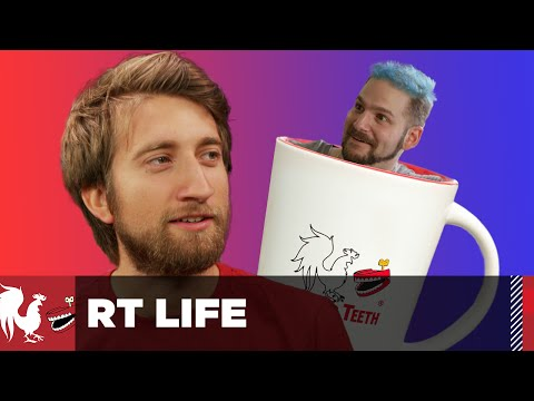1:34 to Register While Jeremy and Gavin Get Coffee - RT Life