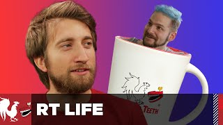 RT Life - 1:34 to Register While Jeremy and Gavin Get Coffee