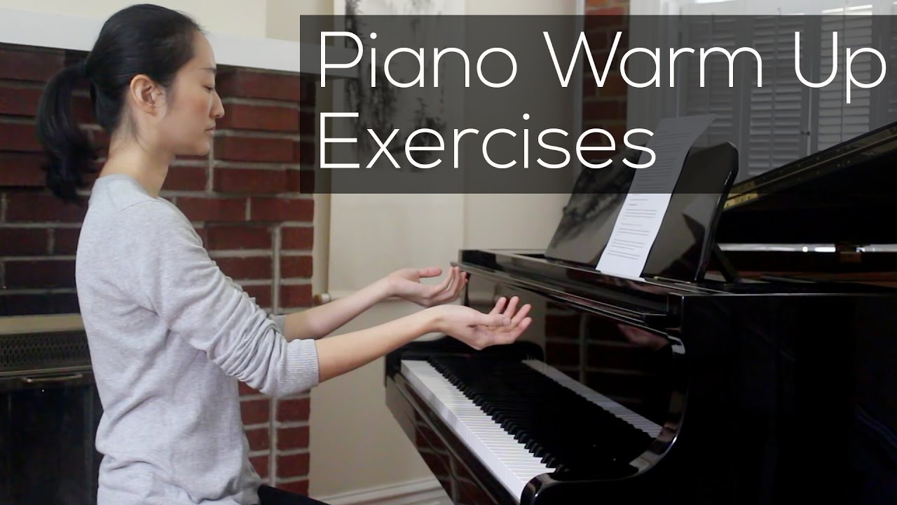 Piano Finger Exercises: Improve your Speed and Accuracy - Liberty