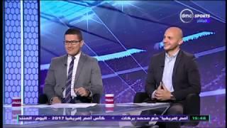المقصورة - منتخب مصر العسكرى| احمد عفيفي... عمر مرعى من افضل لاعبى الشوط الاول