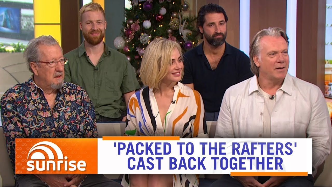 Download 'Packed To The Rafters' cast return for Amazon Prime Video revival | Sunrise