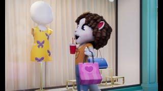 Shopping Angela