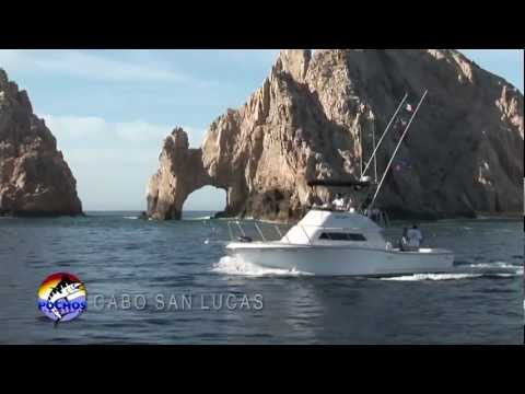 Pochos Cabo Fishing Charters Boat Tour Video