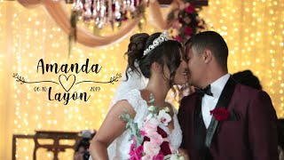 Trailer: Casamento Amanda + Layon