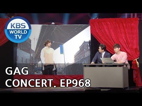 Gag Concert   개그콘서트 [ENG/2018.10.13]
