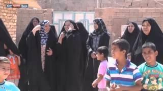 العنف تسبب في زيادة أرامل العراق
