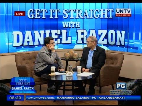 Napolcom Vice Chairman Rogelio Casurao on Get it Straight
