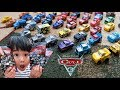 Opening NEW Disney Cars 3 Mini Racers Blindbags Wave 4 Thomasville Cruz Dinoco Chick Hicks Code