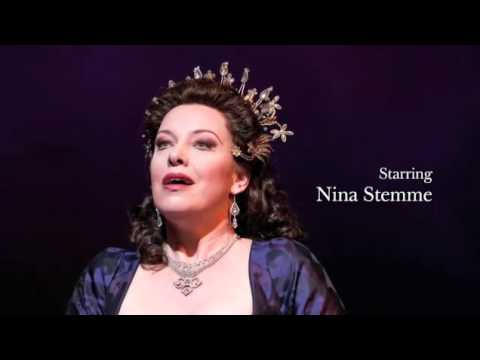 Met Opera 2015/16: Turandot (Puccini) Trailer