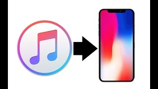 iTunes 12.7.4.76 and iOS 11.3.1 - Transfer MUSIC to iPhone - Mac/Pc